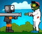 Carniceria zombie con Bazooka 2 (Level Pack)