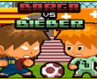 FC Barcelona vs Justin Bieber