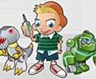 Guerras de Mini Robots