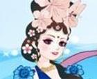 Viste a la princesa china