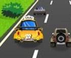 El taxista loco