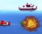 La guerra submarina