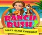 Ranch Rush 2. Experimento en la Isla de Sara