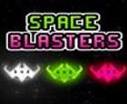 Juego de naves espaciales - (Space Blasters)