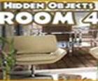 Objetos Ocultos en la habitación 4