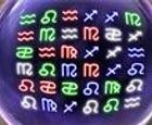 Símbolos del zodiaco