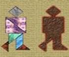 32 Puzzles de Tangram