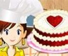 Cocina con Sara: Tarta Terciopolo Rojo