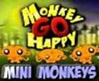 Monkey Go Happy. Encuentra los 15 monitos
