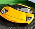 Carrera de Super Autos