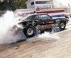 Chevrolet Camaro derrapando