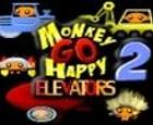 Monkey Go Happy - Ascensores 2