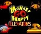 Monkey Go Happy - Ascensores
