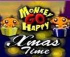 Monkey Go Happy Navidad