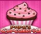 Tienda de Cupcakes de Papa louie