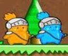 Los gemelos pikachu