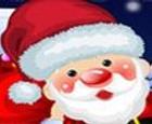 Juego de vestir de Santa Claus