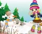 Los vestidos en la Nieve de Marta