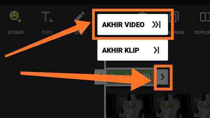 Cara membuat video ruang detik