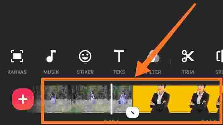 Cara Menggabungkan Foto Dan Video Dalam Satu Frame Nihcara