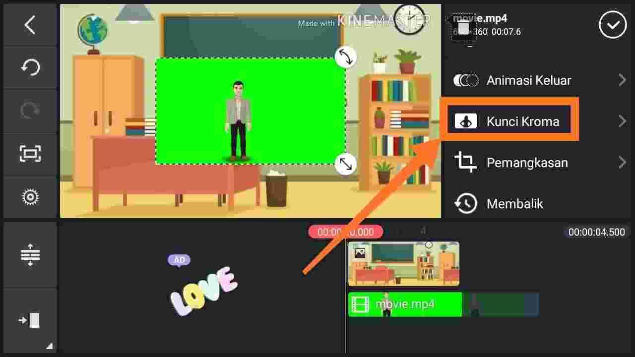 Cara membuat video pembelajaran di HP