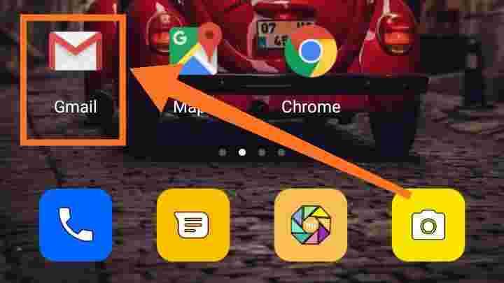 Cara mengirim email di hp iPhone