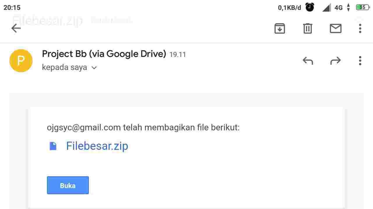 46+ Cara Kirim Email Google Drive Terbaru