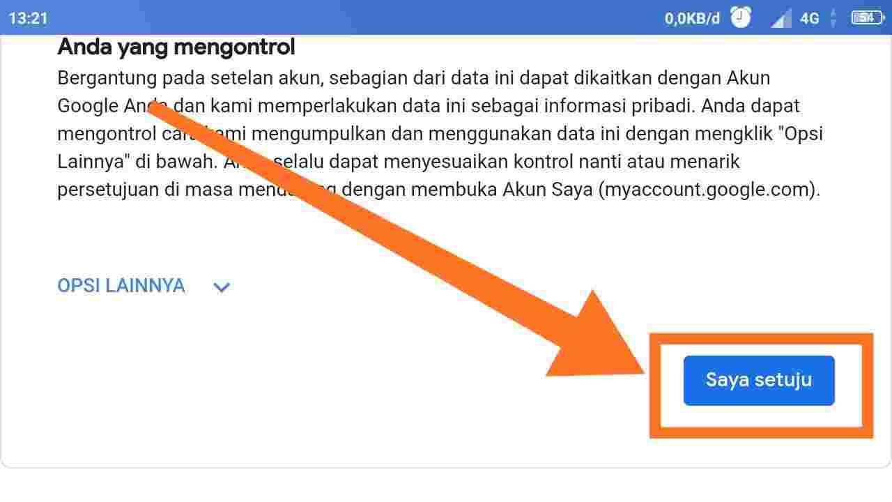 Cara mendaftar gmail
