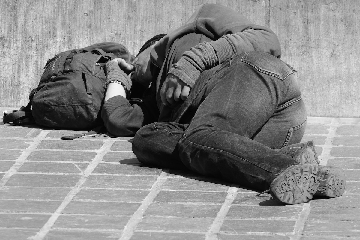 Rural Canada visible homelessness problem driven by pandemic high cost of housing