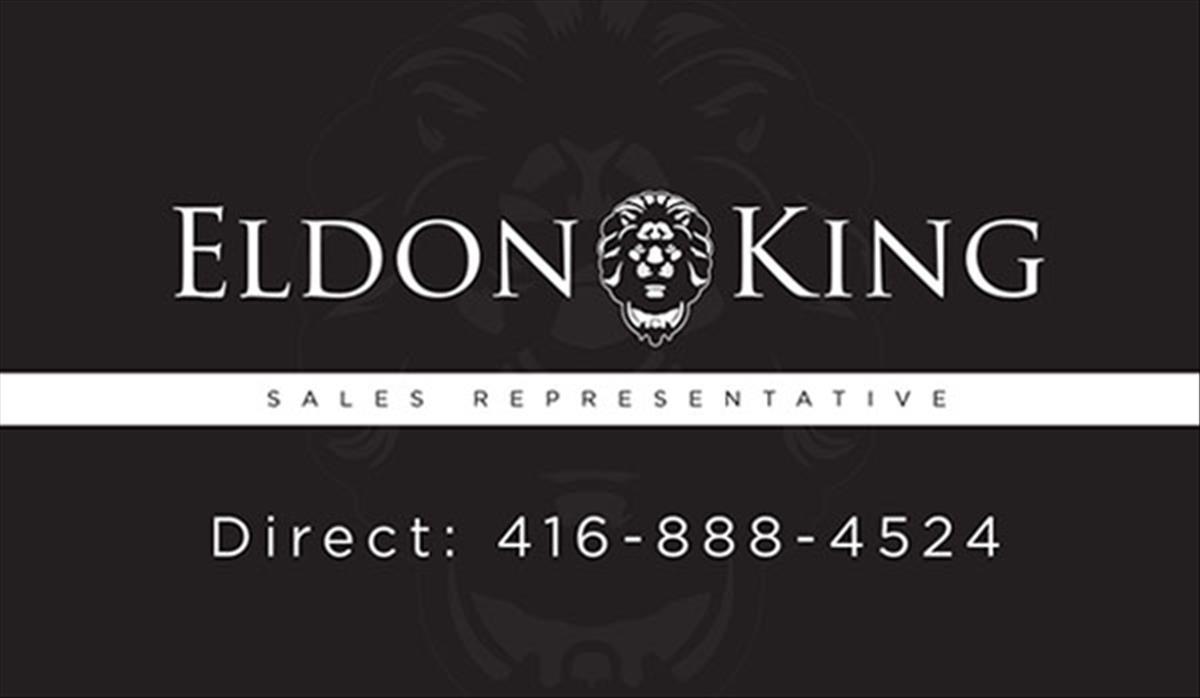 Eldon King