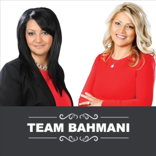 Zara and Susan Bahmani