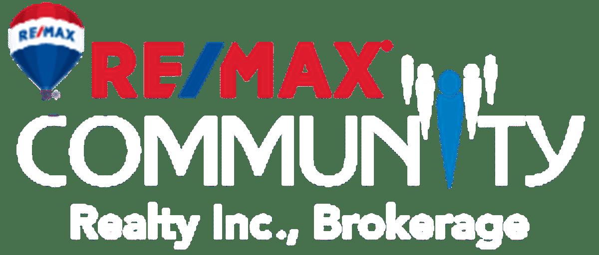 RE/MAX COMMUNITY REALTY INC., BROKERAGE