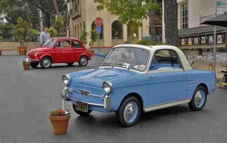 Dünyanın En Küçük Arabaları