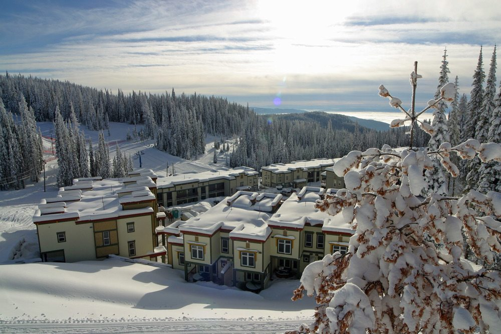 Creekside Condos at SilverStar Mountain Resort