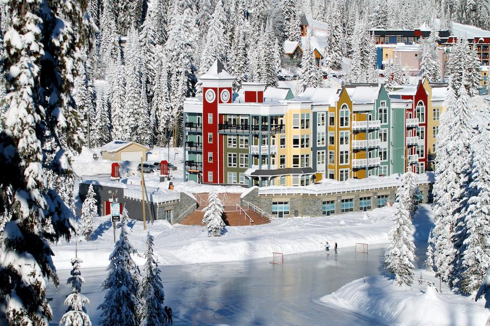 Firelight Lodge at SilverStar Mountain Resort