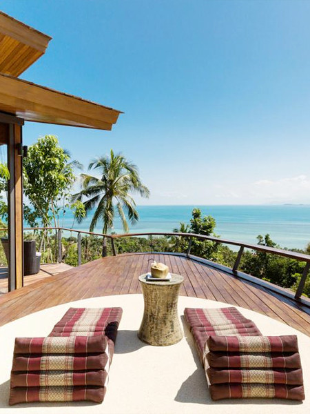 Private Villa Rental in Thailand