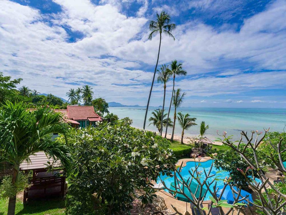 Indu Beach villa Photo 1