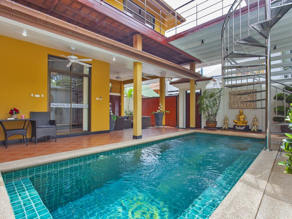 Sunny Villa Photo 1