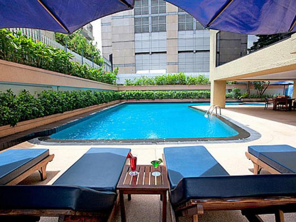 Sala Daeng Deluxe Suite 605 Photo 1
