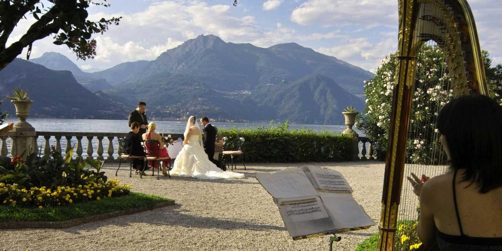 Lake Como Wedding Planning