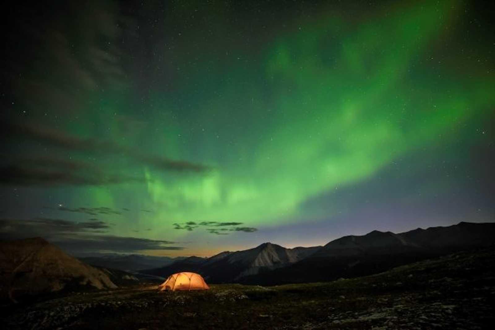 Northern Lights - Canadian Bucket List