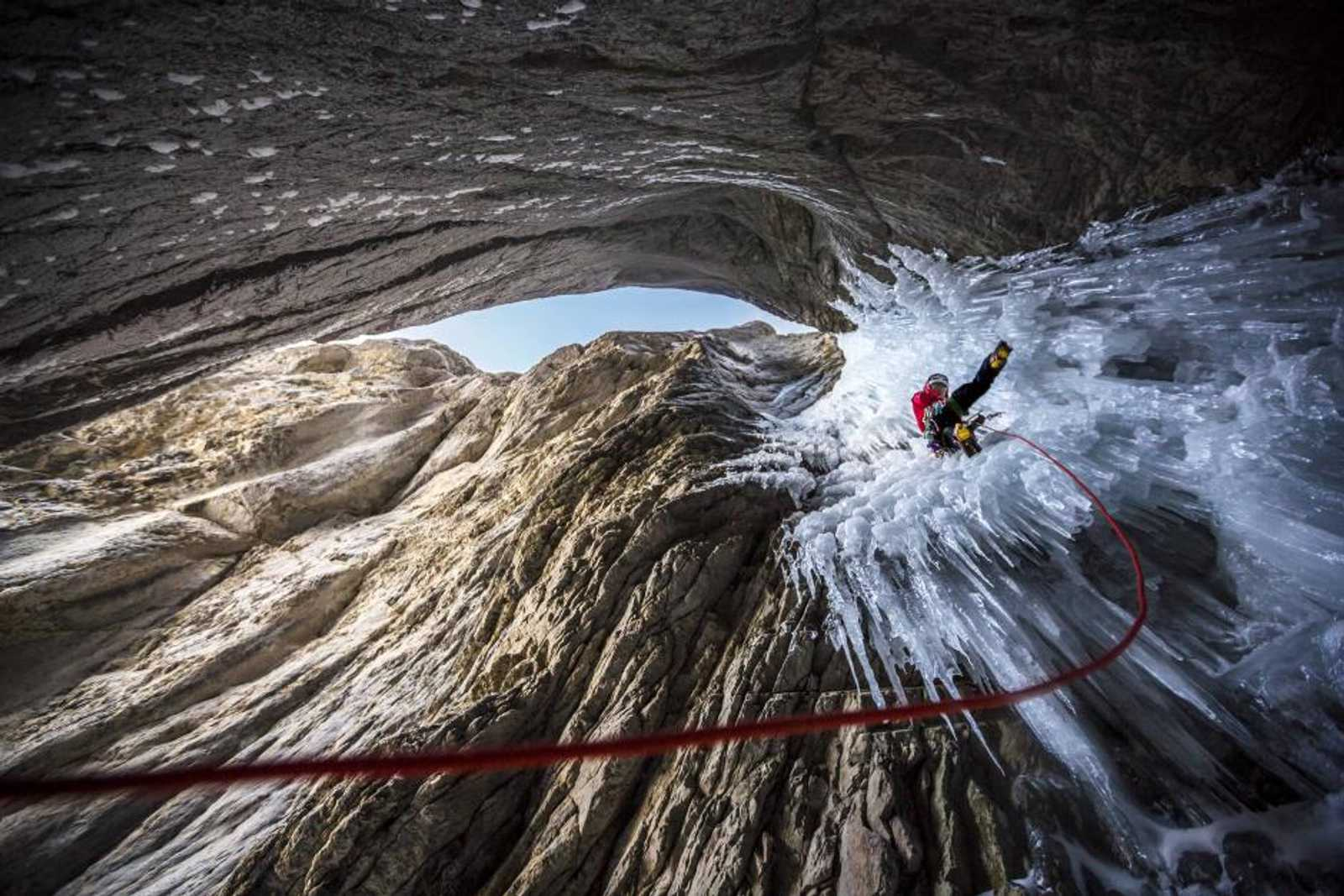 Climbing Cascade Mountain in Banff National Park
