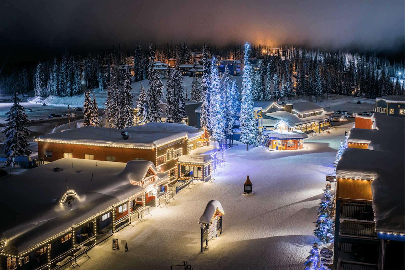 SilverStar Mountain Resort Village