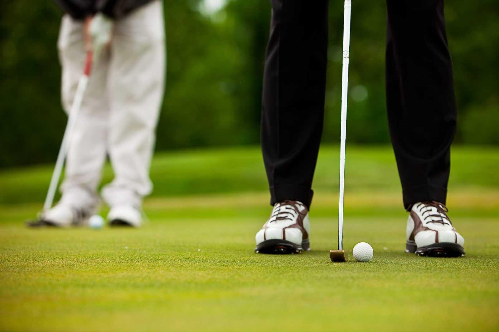okanagan golf courses - golfer