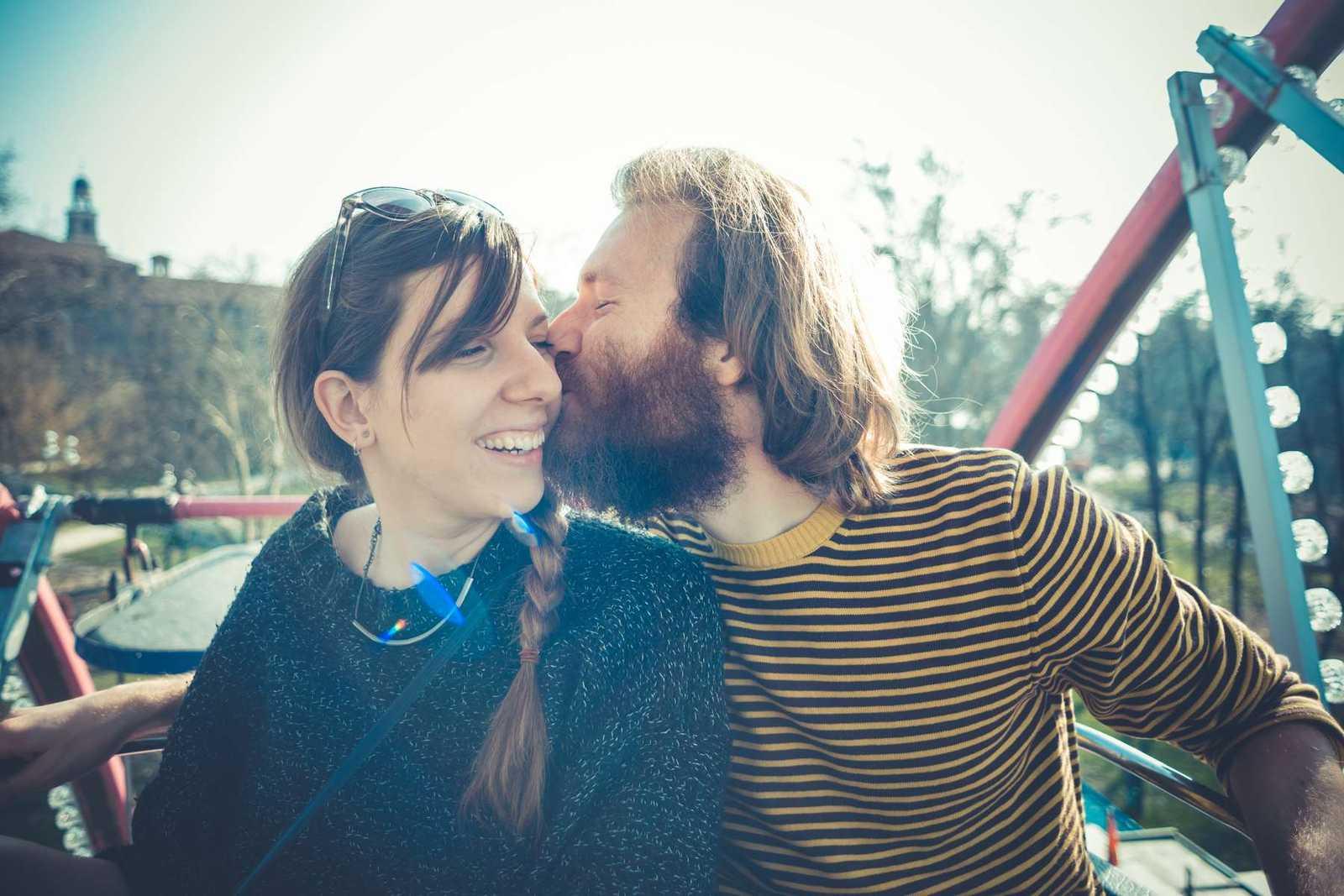 Rocky Mountain Kissing