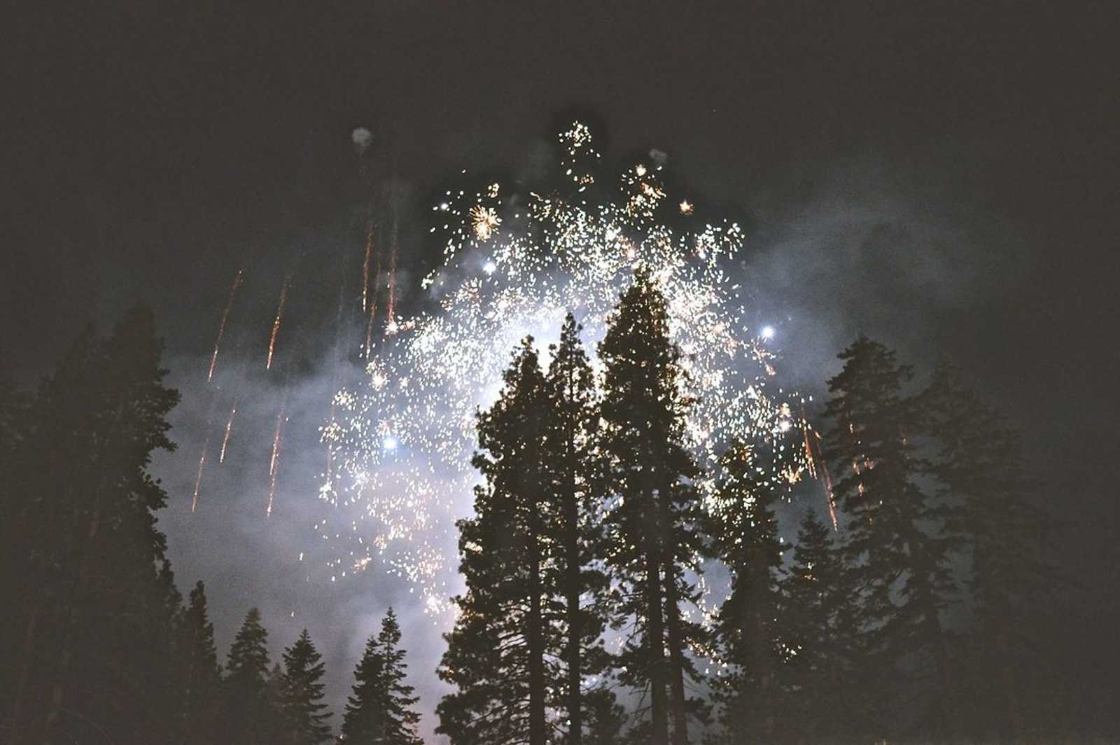 Fireworks for New years eve
