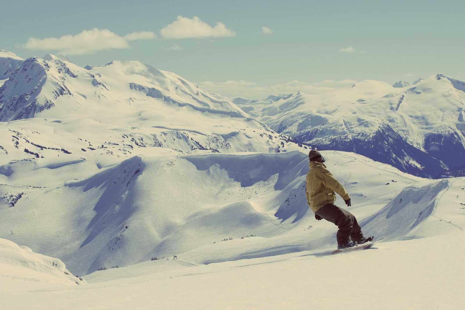 Whistler Ski Guide