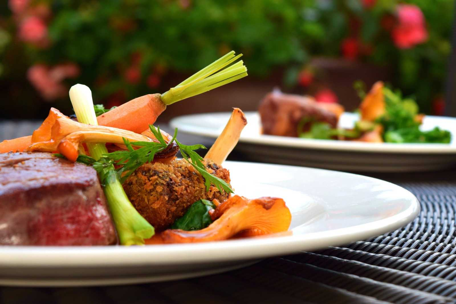 Mont Tremblant Dining Guide - Meat Dish
