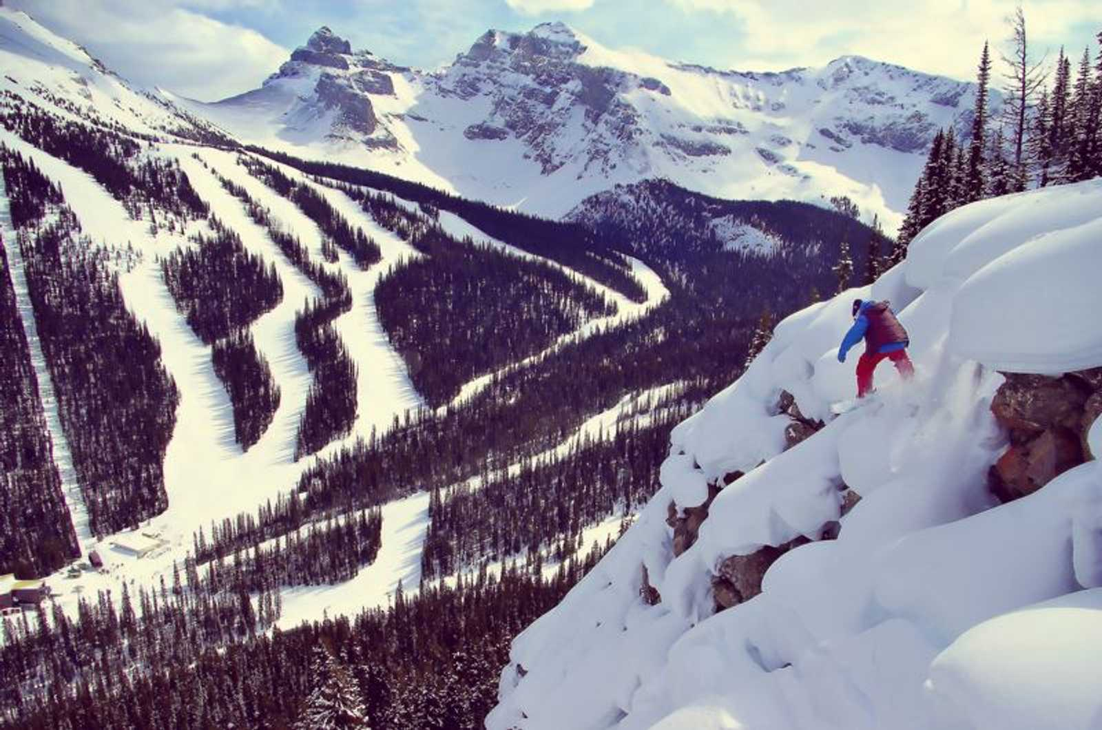 Ski Big 3 Sunshine Village