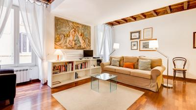Updated Historical Apartment near Spanish Steps-Laurina photo 0
